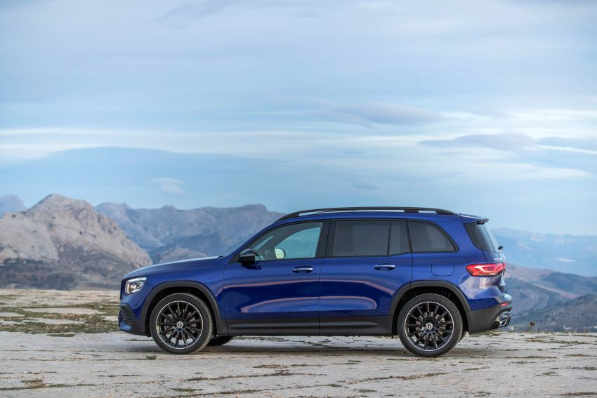 X247 Mercedes-Benz GLB coming to Malaysia in 2020 – all you need to know about the 7-seat compact SUV Image #1052030