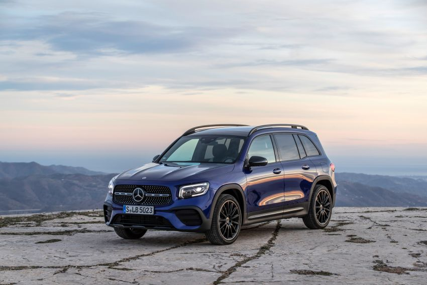 X247 Mercedes-Benz GLB coming to Malaysia in 2020 – all you need to know about the 7-seat compact SUV Image #1052031
