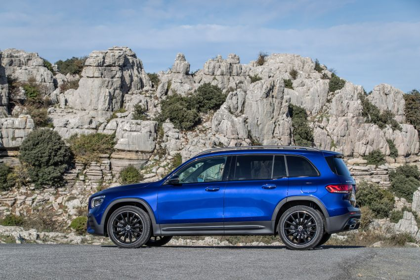 X247 Mercedes-Benz GLB coming to Malaysia in 2020 – all you need to know about the 7-seat compact SUV Image #1052032