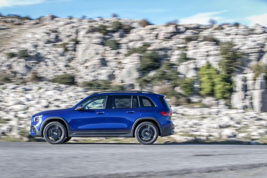X247 Mercedes-Benz GLB coming to Malaysia in 2020 – all you need to know about the 7-seat compact SUV Image #1052034