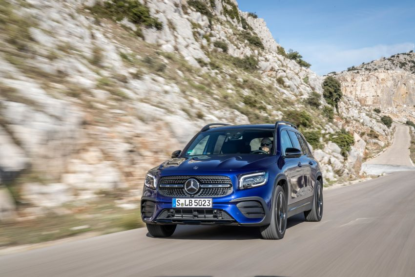 X247 Mercedes-Benz GLB coming to Malaysia in 2020 – all you need to know about the 7-seat compact SUV Image #1052036