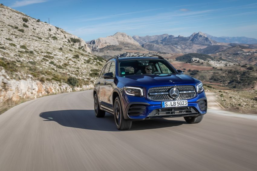 X247 Mercedes-Benz GLB coming to Malaysia in 2020 – all you need to know about the 7-seat compact SUV Image #1052037