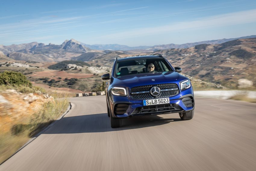 X247 Mercedes-Benz GLB coming to Malaysia in 2020 – all you need to know about the 7-seat compact SUV Image #1052038