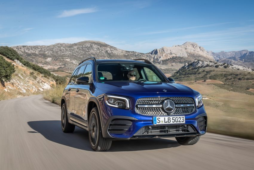 X247 Mercedes-Benz GLB coming to Malaysia in 2020 – all you need to know about the 7-seat compact SUV Image #1052039