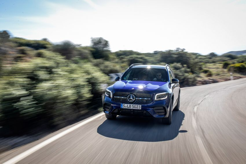 X247 Mercedes-Benz GLB coming to Malaysia in 2020 – all you need to know about the 7-seat compact SUV Image #1052041