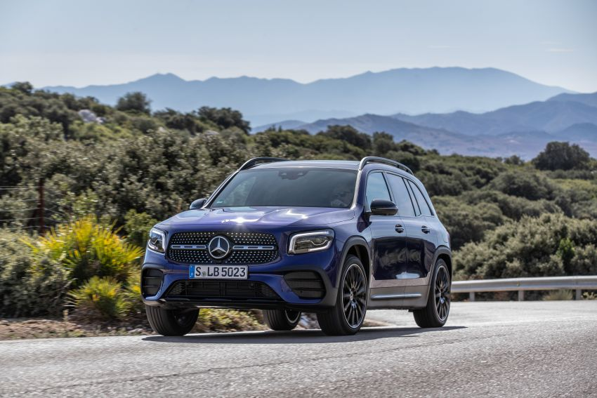 X247 Mercedes-Benz GLB coming to Malaysia in 2020 – all you need to know about the 7-seat compact SUV Image #1052043