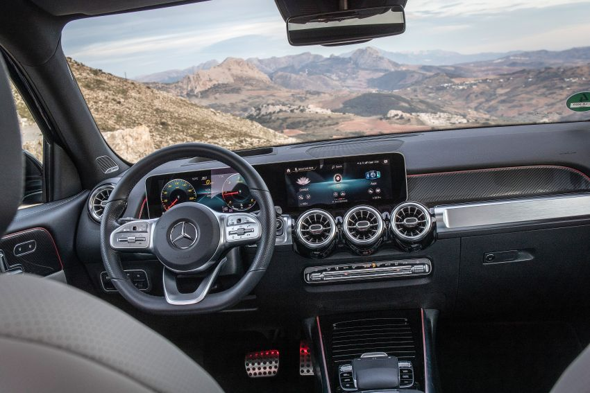 X247 Mercedes-Benz GLB coming to Malaysia in 2020 – all you need to know about the 7-seat compact SUV Image #1052046