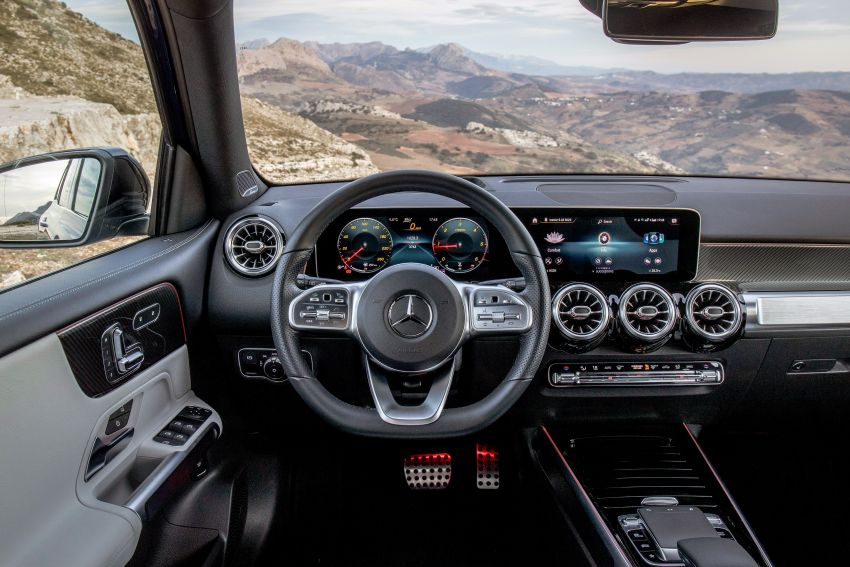 X247 Mercedes-Benz GLB coming to Malaysia in 2020 – all you need to know about the 7-seat compact SUV Image #1052047