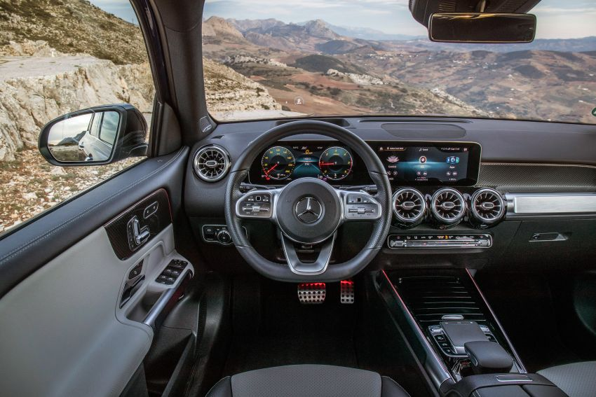 X247 Mercedes-Benz GLB coming to Malaysia in 2020 – all you need to know about the 7-seat compact SUV Image #1052049
