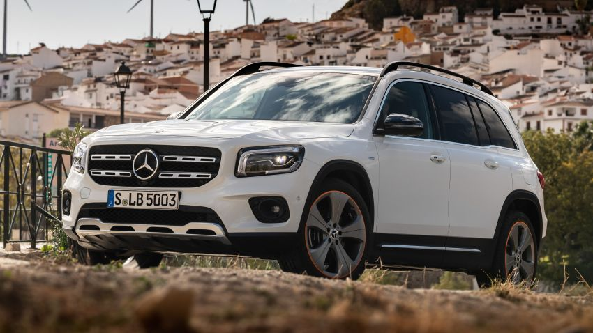 X247 Mercedes-Benz GLB coming to Malaysia in 2020 – all you need to know about the 7-seat compact SUV Image #1051852