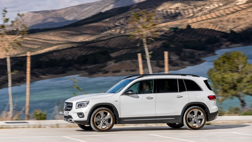 X247 Mercedes-Benz GLB coming to Malaysia in 2020 – all you need to know about the 7-seat compact SUV Image #1051866