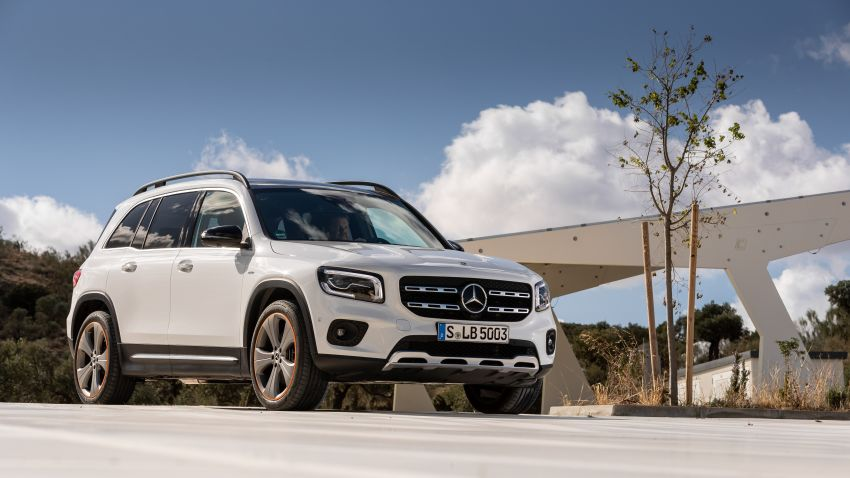X247 Mercedes-Benz GLB coming to Malaysia in 2020 – all you need to know about the 7-seat compact SUV Image #1051869