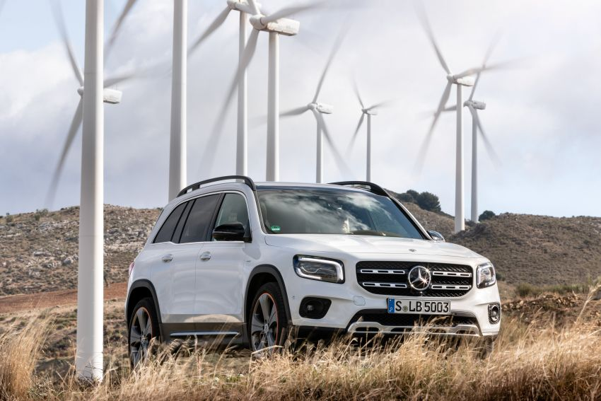 X247 Mercedes-Benz GLB coming to Malaysia in 2020 – all you need to know about the 7-seat compact SUV Image #1051853