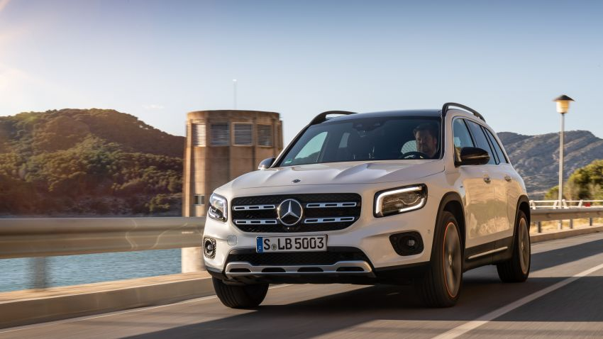 X247 Mercedes-Benz GLB coming to Malaysia in 2020 – all you need to know about the 7-seat compact SUV Image #1051880