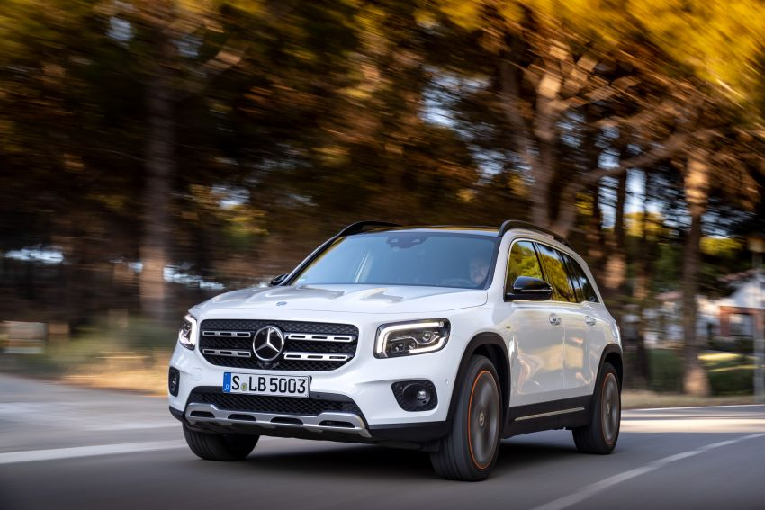 X247 Mercedes-Benz GLB coming to Malaysia in 2020 – all you need to know about the 7-seat compact SUV Image #1051882