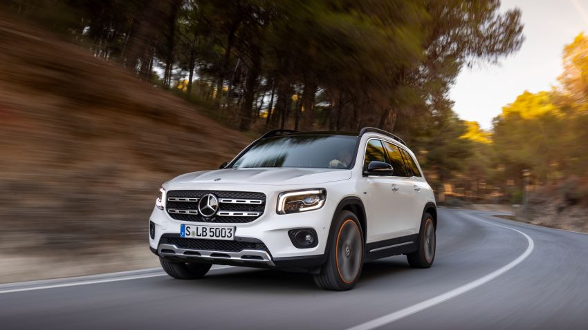 X247 Mercedes-Benz GLB coming to Malaysia in 2020 – all you need to know about the 7-seat compact SUV Image #1051884