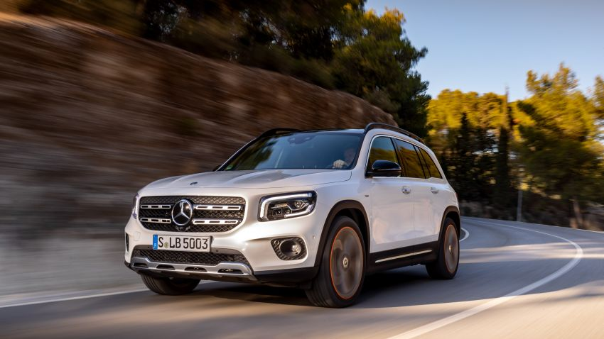 X247 Mercedes-Benz GLB coming to Malaysia in 2020 – all you need to know about the 7-seat compact SUV Image #1051885