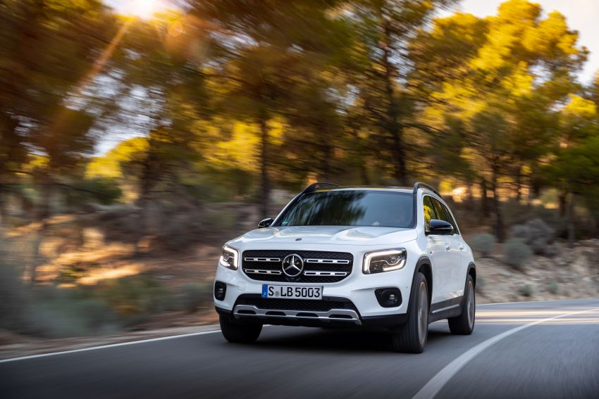 X247 Mercedes-Benz GLB coming to Malaysia in 2020 – all you need to know about the 7-seat compact SUV Image #1051886