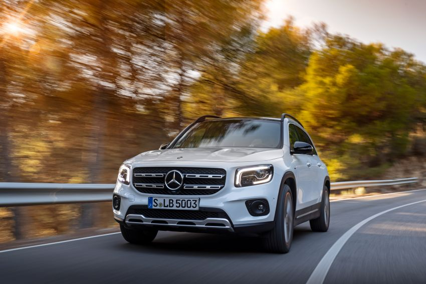 X247 Mercedes-Benz GLB coming to Malaysia in 2020 – all you need to know about the 7-seat compact SUV Image #1051887