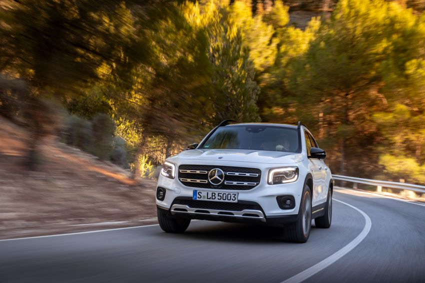 X247 Mercedes-Benz GLB coming to Malaysia in 2020 – all you need to know about the 7-seat compact SUV Image #1051888