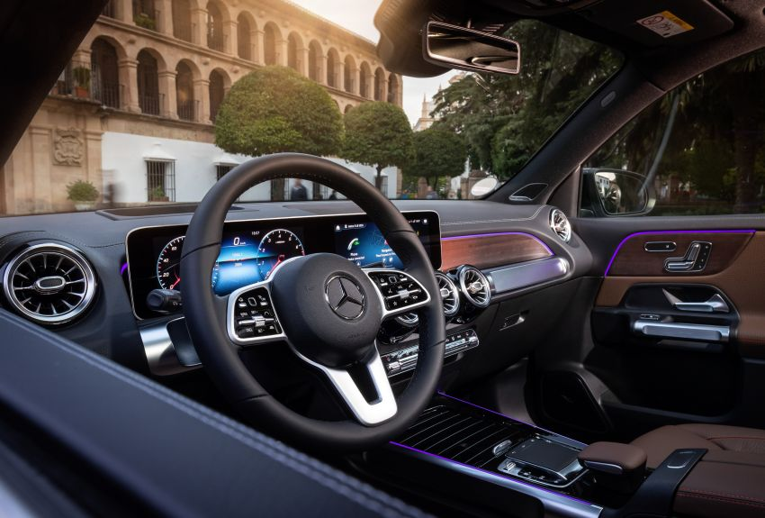 X247 Mercedes-Benz GLB coming to Malaysia in 2020 – all you need to know about the 7-seat compact SUV Image #1051927