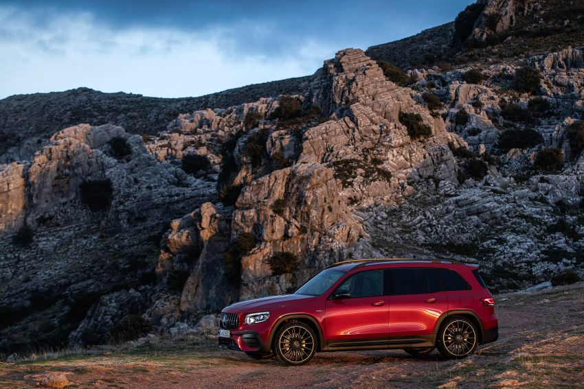 X247 Mercedes-Benz GLB coming to Malaysia in 2020 – all you need to know about the 7-seat compact SUV Image #1051689