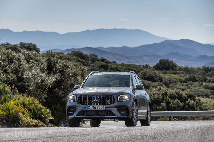 X247 Mercedes-Benz GLB coming to Malaysia in 2020 – all you need to know about the 7-seat compact SUV Image #1051815