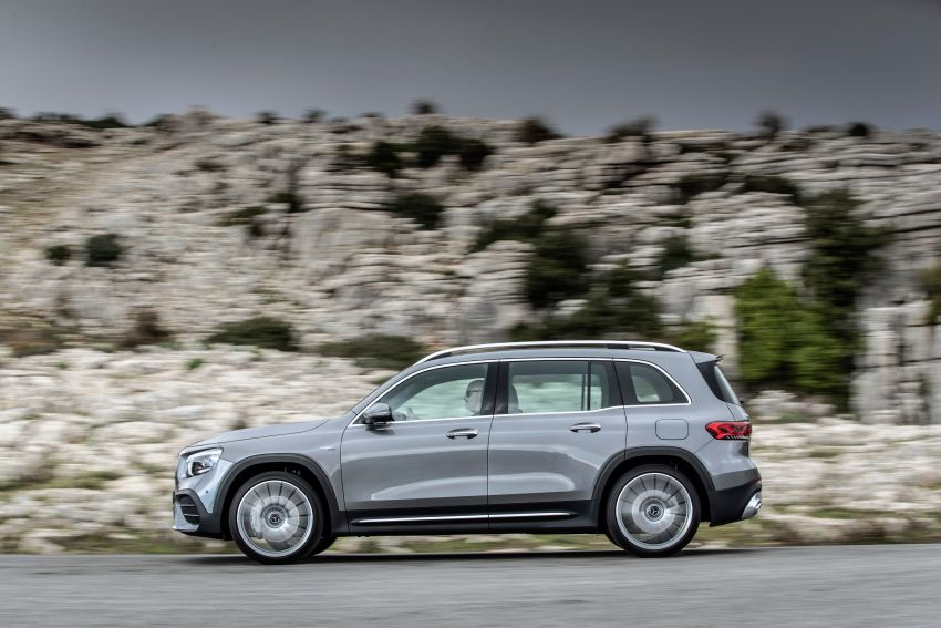 X247 Mercedes-Benz GLB coming to Malaysia in 2020 – all you need to know about the 7-seat compact SUV Image #1051819