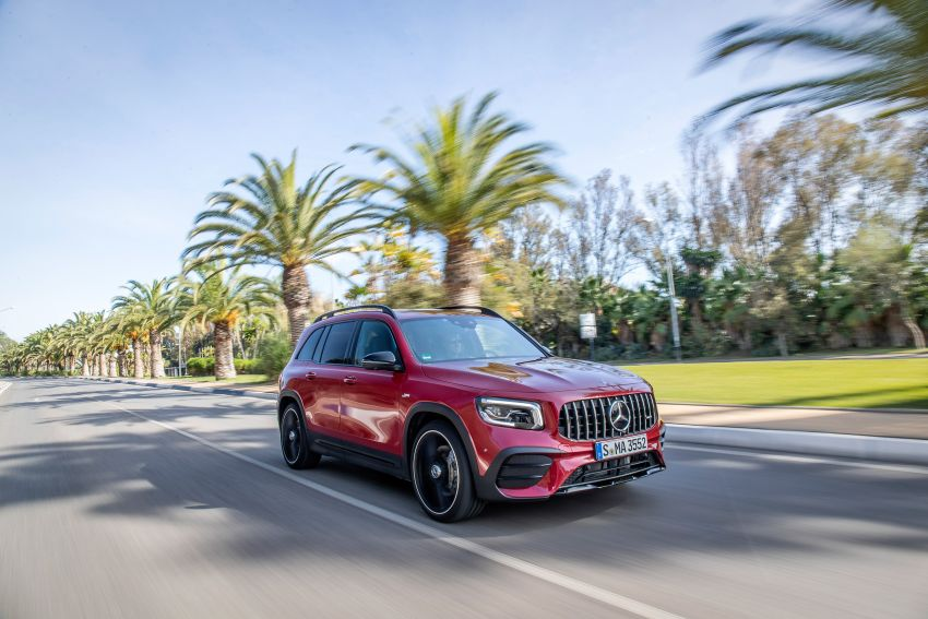 X247 Mercedes-Benz GLB coming to Malaysia in 2020 – all you need to know about the 7-seat compact SUV Image #1051699