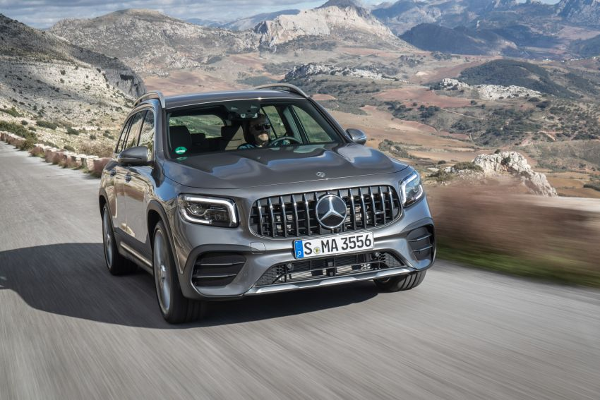 X247 Mercedes-Benz GLB coming to Malaysia in 2020 – all you need to know about the 7-seat compact SUV Image #1051824