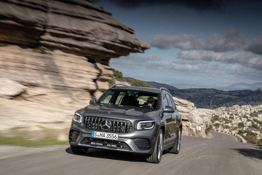 X247 Mercedes-Benz GLB coming to Malaysia in 2020 – all you need to know about the 7-seat compact SUV Image #1051826