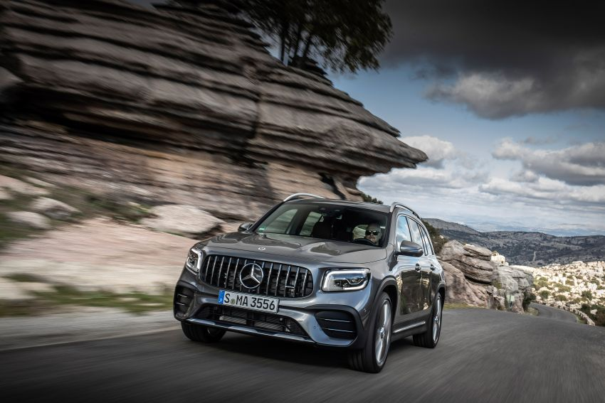 X247 Mercedes-Benz GLB coming to Malaysia in 2020 – all you need to know about the 7-seat compact SUV Image #1051830