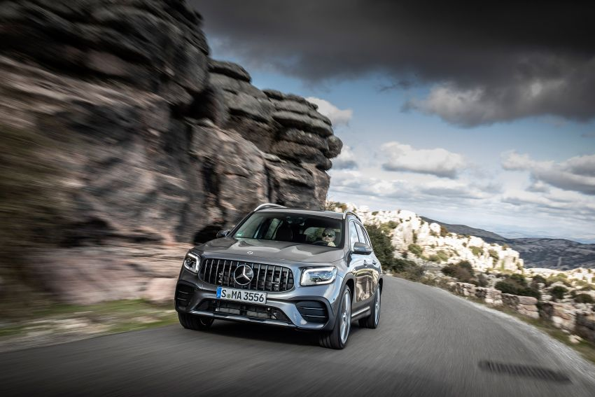 X247 Mercedes-Benz GLB coming to Malaysia in 2020 – all you need to know about the 7-seat compact SUV Image #1051831