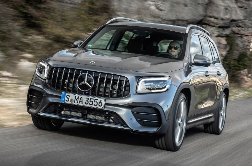 X247 Mercedes-Benz GLB coming to Malaysia in 2020 – all you need to know about the 7-seat compact SUV Image #1051832