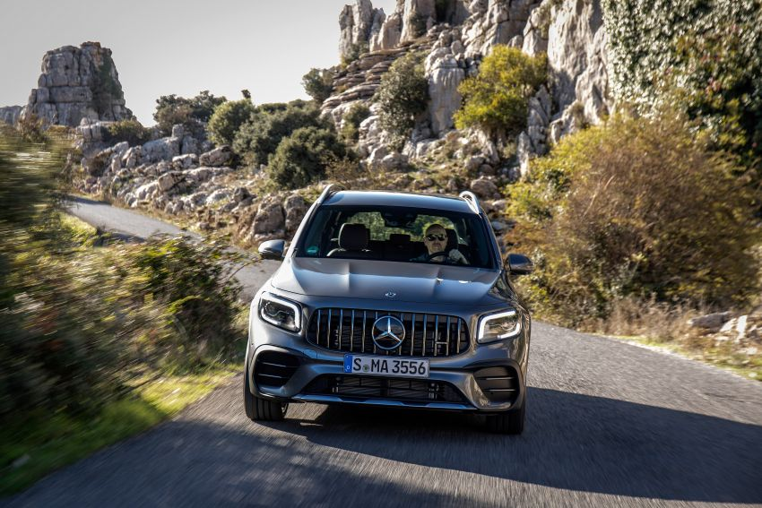 X247 Mercedes-Benz GLB coming to Malaysia in 2020 – all you need to know about the 7-seat compact SUV Image #1051833