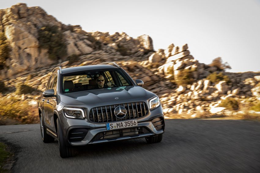 X247 Mercedes-Benz GLB coming to Malaysia in 2020 – all you need to know about the 7-seat compact SUV Image #1051834