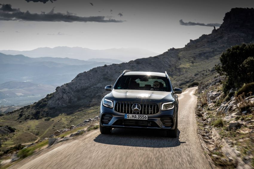 X247 Mercedes-Benz GLB coming to Malaysia in 2020 – all you need to know about the 7-seat compact SUV Image #1051835