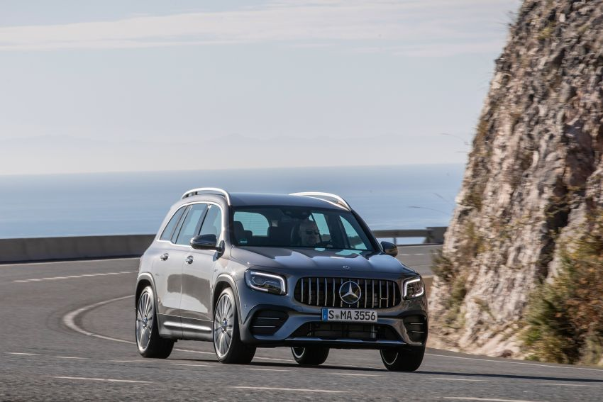 X247 Mercedes-Benz GLB coming to Malaysia in 2020 – all you need to know about the 7-seat compact SUV Image #1051836