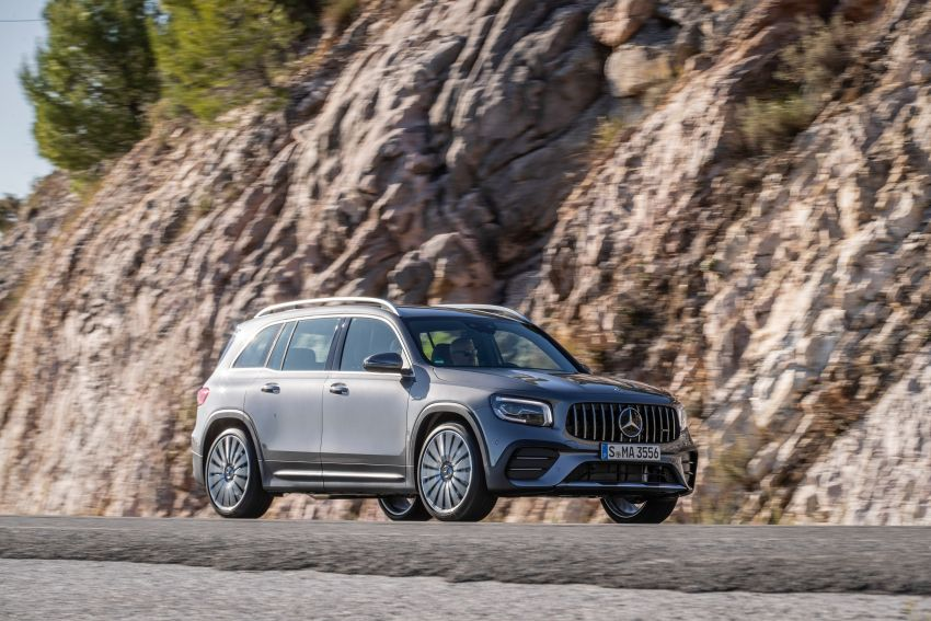 X247 Mercedes-Benz GLB coming to Malaysia in 2020 – all you need to know about the 7-seat compact SUV Image #1051838