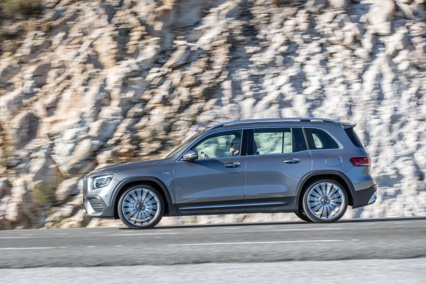 X247 Mercedes-Benz GLB coming to Malaysia in 2020 – all you need to know about the 7-seat compact SUV Image #1051839