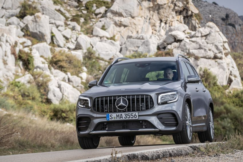 X247 Mercedes-Benz GLB coming to Malaysia in 2020 – all you need to know about the 7-seat compact SUV Image #1051844