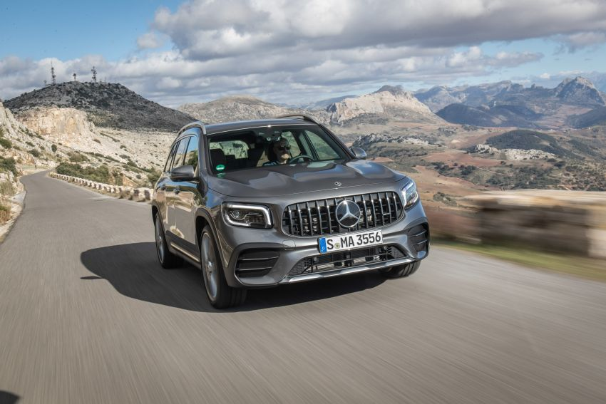 X247 Mercedes-Benz GLB coming to Malaysia in 2020 – all you need to know about the 7-seat compact SUV Image #1051846