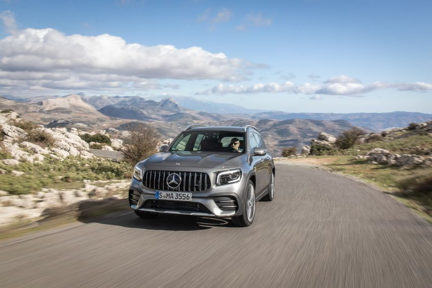 X247 Mercedes-Benz GLB coming to Malaysia in 2020 – all you need to know about the 7-seat compact SUV Image #1051847