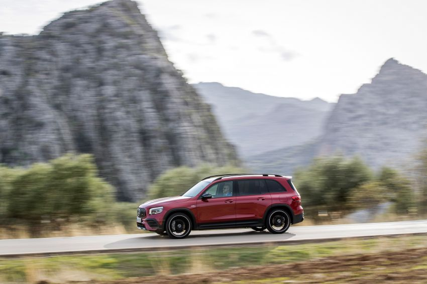 X247 Mercedes-Benz GLB coming to Malaysia in 2020 – all you need to know about the 7-seat compact SUV Image #1051715