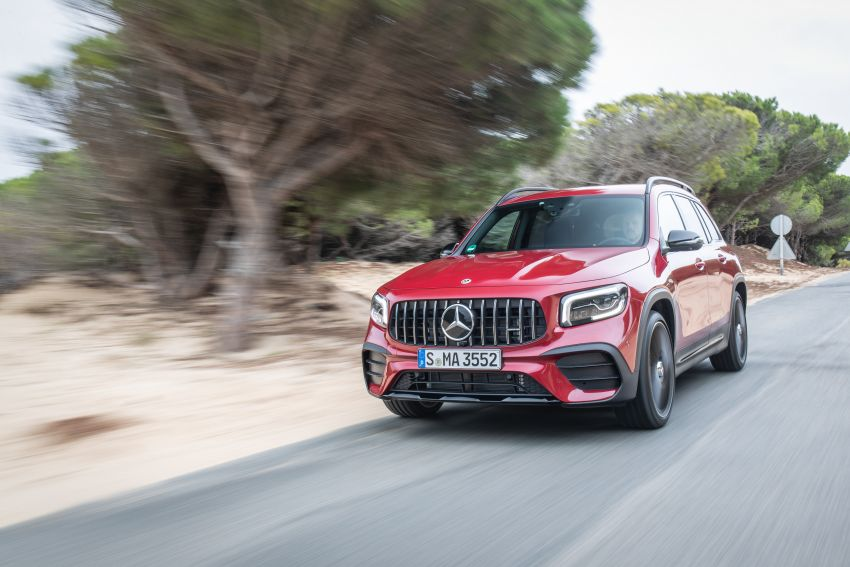X247 Mercedes-Benz GLB coming to Malaysia in 2020 – all you need to know about the 7-seat compact SUV Image #1051723