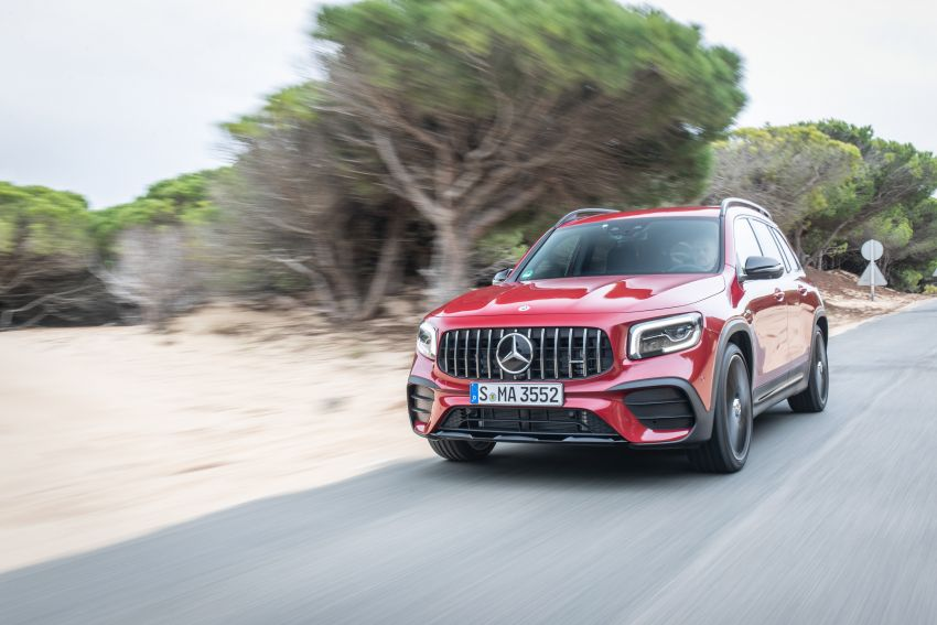 X247 Mercedes-Benz GLB coming to Malaysia in 2020 – all you need to know about the 7-seat compact SUV Image #1051724