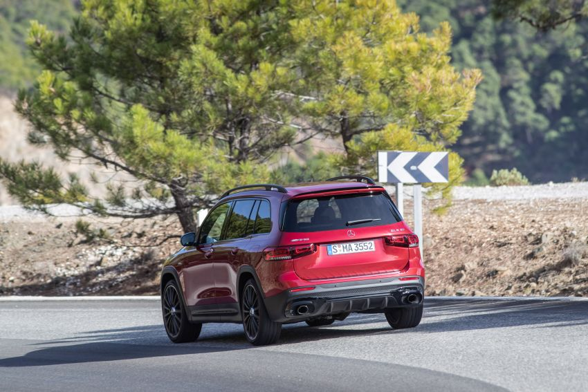 X247 Mercedes-Benz GLB coming to Malaysia in 2020 – all you need to know about the 7-seat compact SUV Image #1051727
