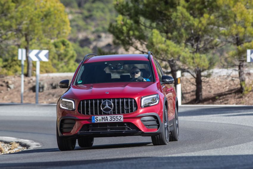 X247 Mercedes-Benz GLB coming to Malaysia in 2020 – all you need to know about the 7-seat compact SUV Image #1051728