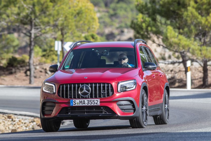 X247 Mercedes-Benz GLB coming to Malaysia in 2020 – all you need to know about the 7-seat compact SUV Image #1051729