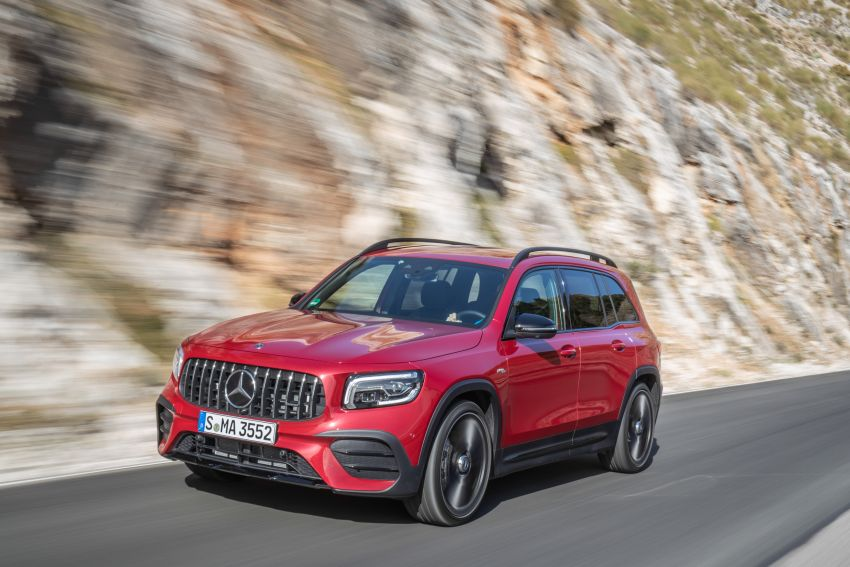 X247 Mercedes-Benz GLB coming to Malaysia in 2020 – all you need to know about the 7-seat compact SUV Image #1051730